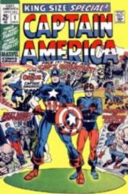Captain America Annual Comics
